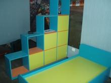 Детская мебель на заказ по индивидуальному проекту, детская мебель по индивидуальному проекту