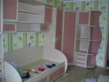 Детская мебель с ротангом, мебель в детскую ротанг