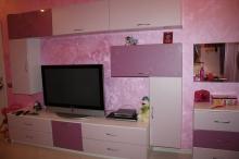 Детская комната для девочек, детская мебель для девочек