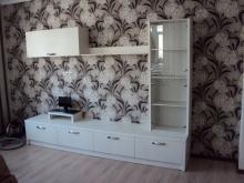 Небольшая мебельная горка в белом цвете Киев, Небольшая мебельная горка в белом цвете фотографии