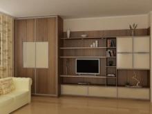 Мебельная стенка со шкафом-купе выбрать, Мебельная стенка со шкафом-купе цены