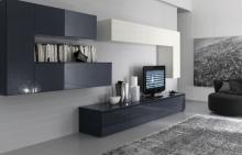 Стильная горка стенка, мебель на заказ стильная