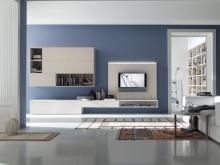 Горка мебельная хай-тек на заказ, хай-тек мебель на заказ