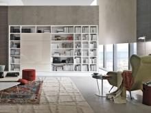 Книжные стеллажи, книжный шкаф