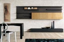 Мебельная горка на заказ, Современная мебельная горка на заказ