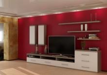 Современная мебельная стенка, мебель стенка современная
