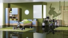 заказать мебель в детскую