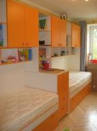 Мебель на заказ для двух детей, комната для двух детей