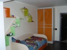 Шкаф-купе в детской комнате, шкаф-купе в детскую