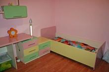 Детская мебель на заказ МДФ, красивая мебель МДФ в детскую