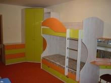 Детская комната для двоих детей, мебель для детской комнаты