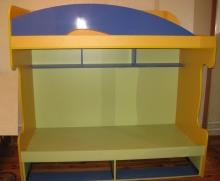 Детская двухъярусная кроватка продажа, Двухъярусная кроватка фото