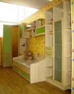 Кроватка в детскую в Киеве, Кроватка детская на заказ