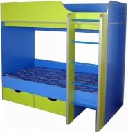 Кроватка двухъярусная заказать, Кроватка двухъярусная в Киеве