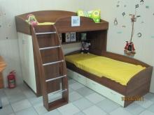 Киев кровать двухъярусная, Кровать двухъярусная под заказ