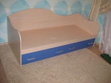 Купить детскую кровать с ящиками, детские кровати на заказ