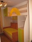 Двухъярусная кровать с диваном, кровать двухэтажная с диваном