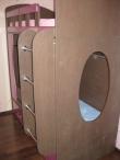 Купить двухярусную кровать киев, кровати на заказ в Киеве